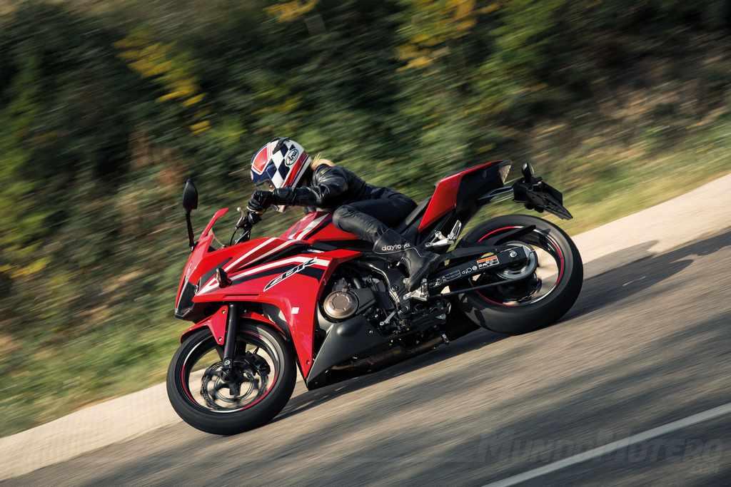 Opiniones Honda CBR500R prueba