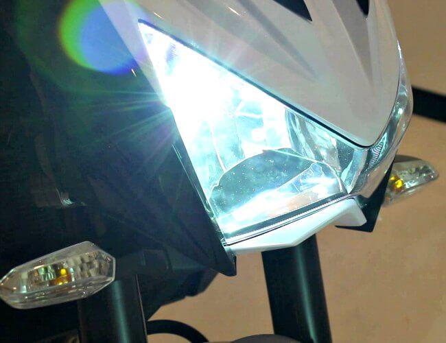 Kit de xenon para moto