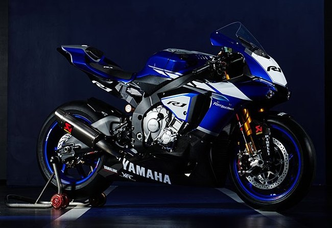 Yamaha SBK 2016