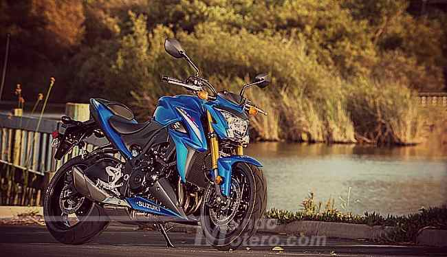 Suzuki GSX S1000 precio