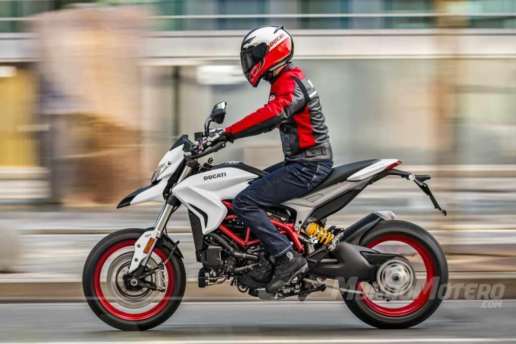 Precio Ducati Hypermotard 939 2018
