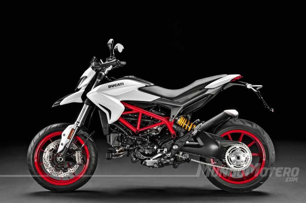 Ficha Tecnica Ducati Hypermotard