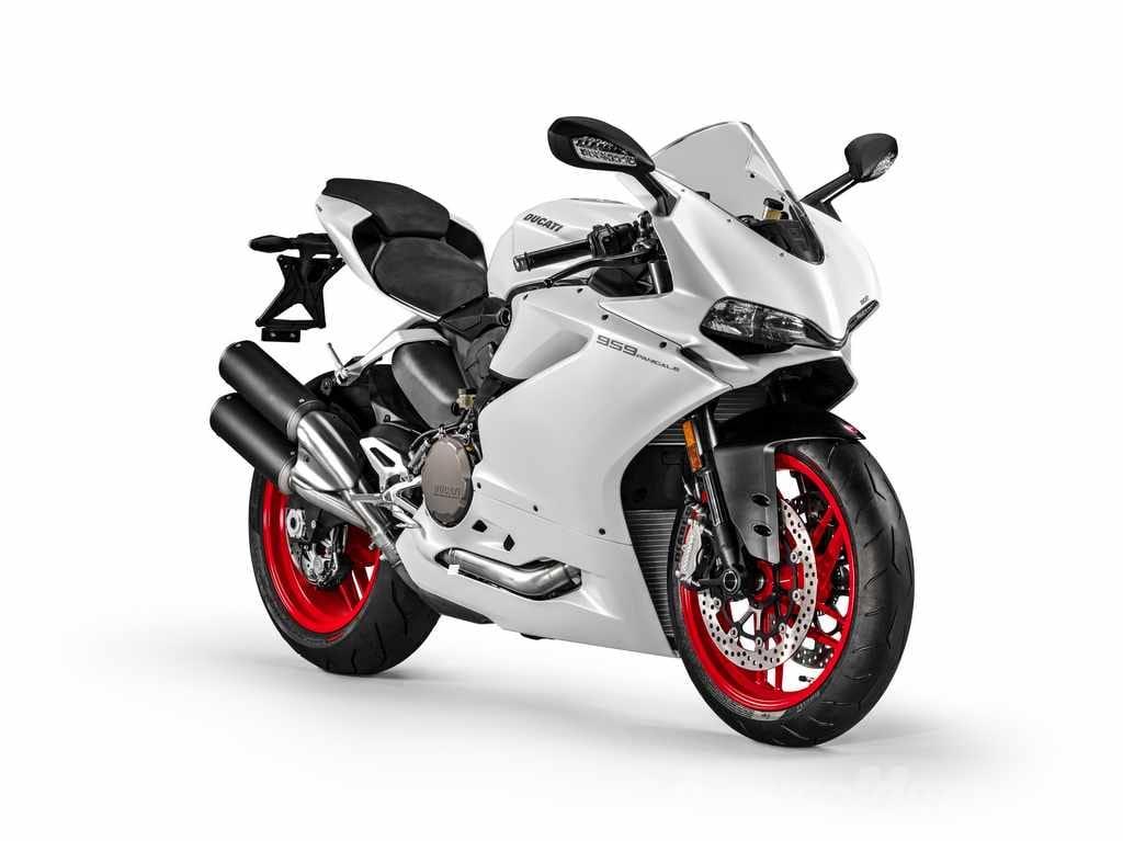 Nueva Ducati 959 Panigale