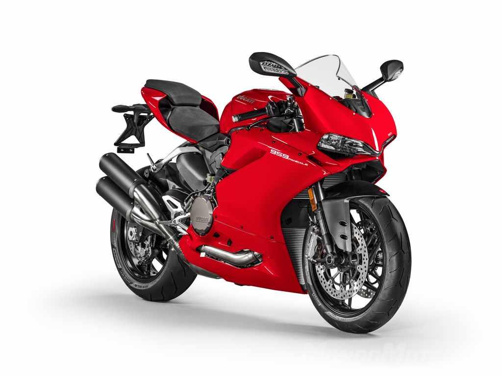 Ducati 959 Panigale 2017