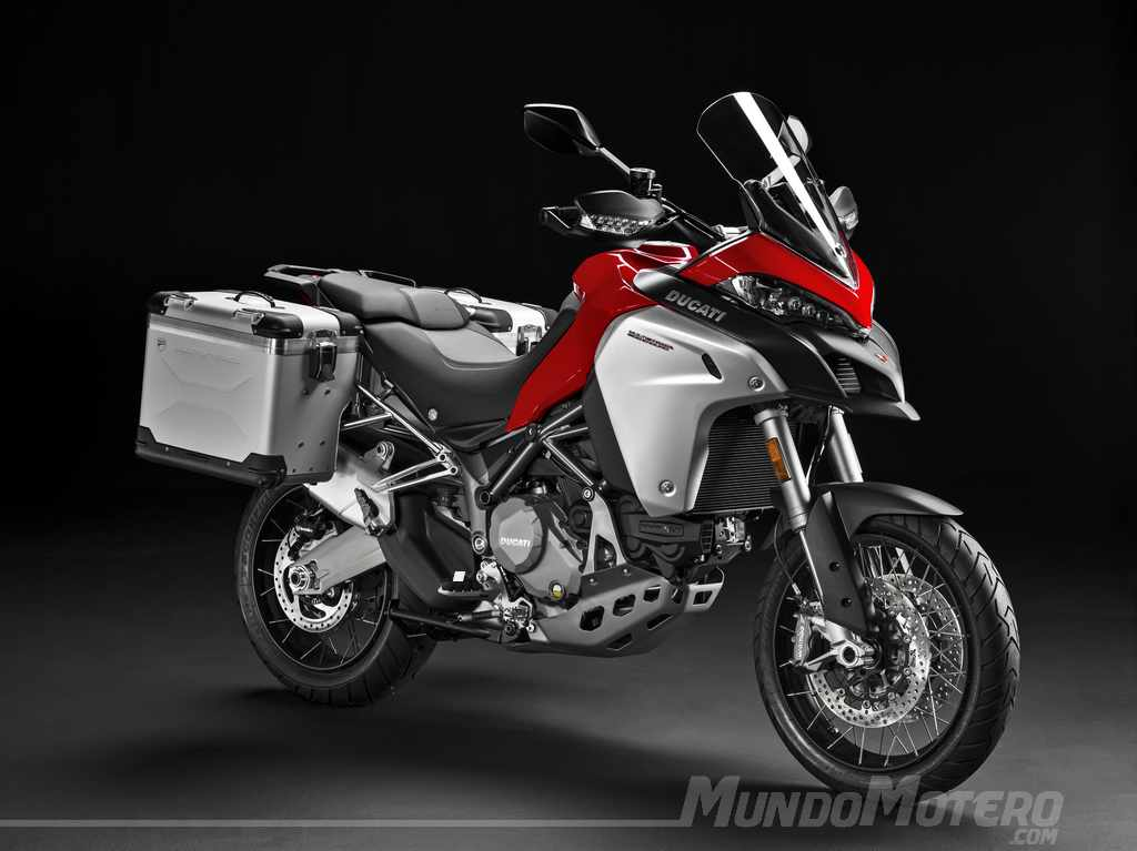 ducati multistrada 1200 enduro 2017 precio ficha tecnica opiniones. Black Bedroom Furniture Sets. Home Design Ideas