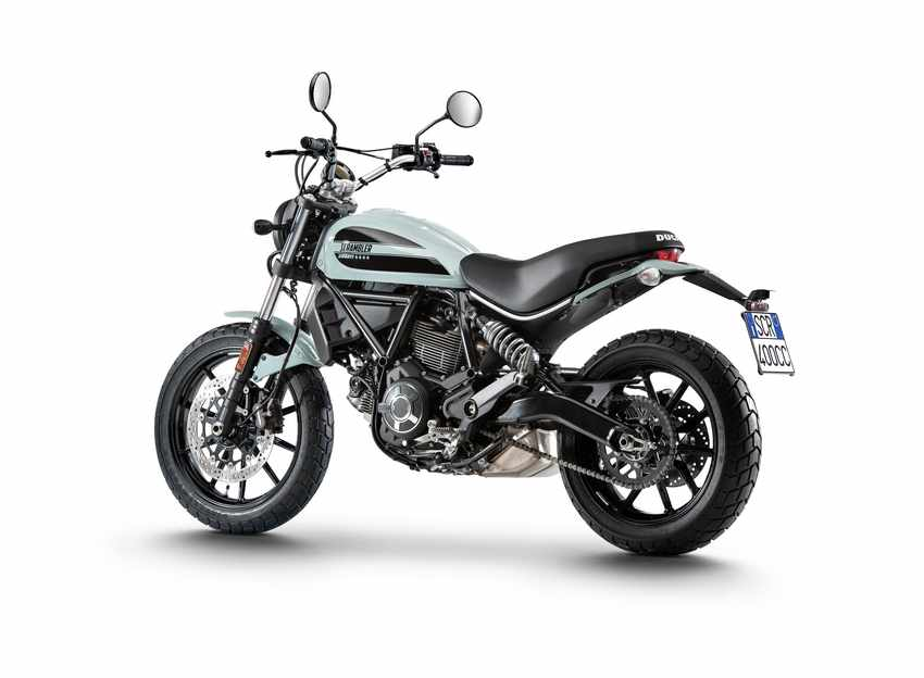 Ducati Scrambler Sixty2 2017