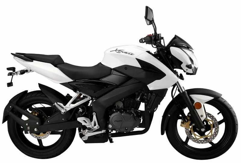Riya X-Tron 125 - Motos Naked A1