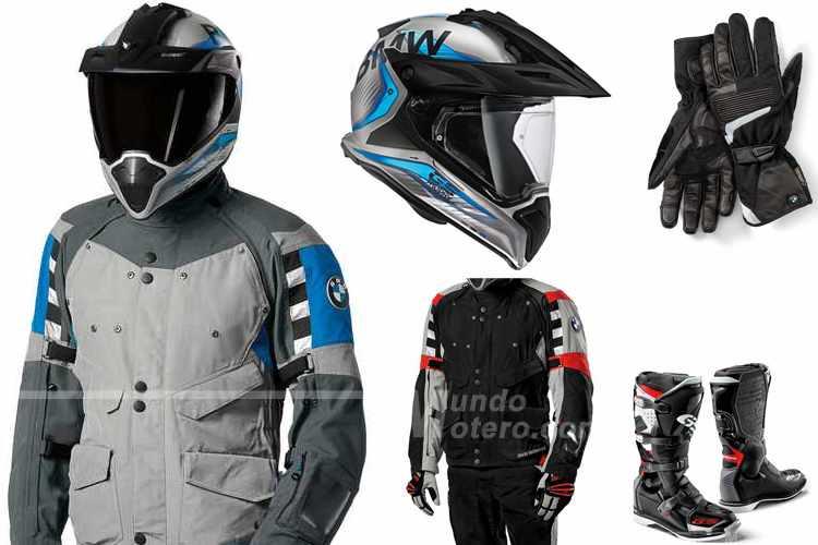 487219af387 Ropa BMW para moto 2016