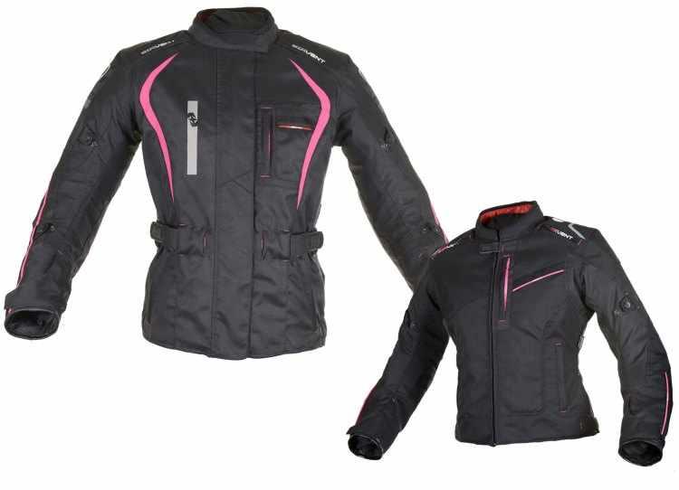 chaquetas de moto para mujer