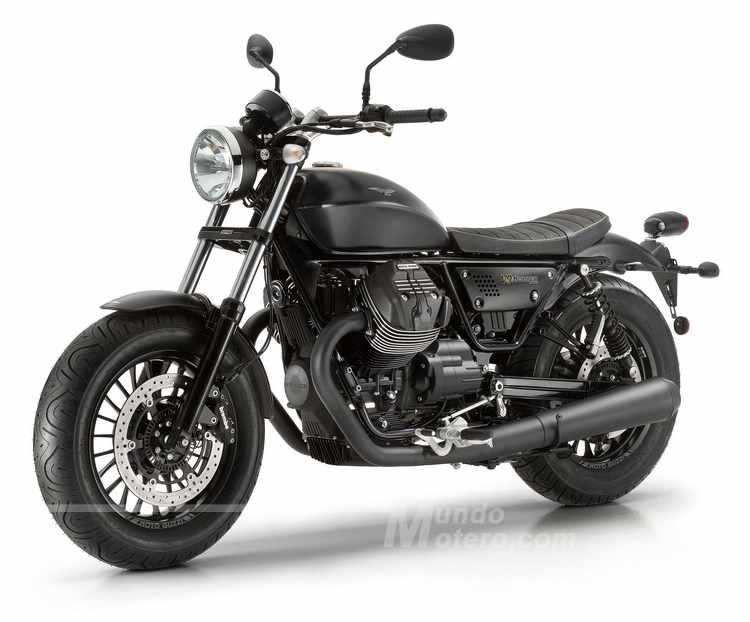moto guzzi v9 roamer bobber sport 2019 precios y. Black Bedroom Furniture Sets. Home Design Ideas