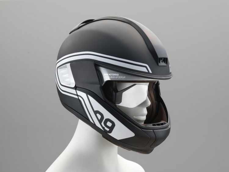 Casco de moto BMW HUD