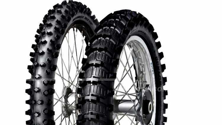 Dunlop Mousse, neumaticos de moto antipinchazos