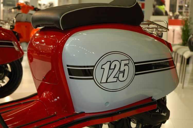 Scomadi Turismo Leggera TL 125