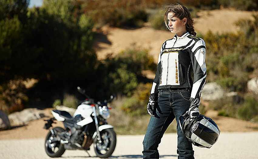 ropa de moto tendrá que cumplir con la normativa europea