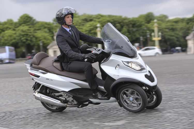 scooters 3 ruedas - Piaggio MP3