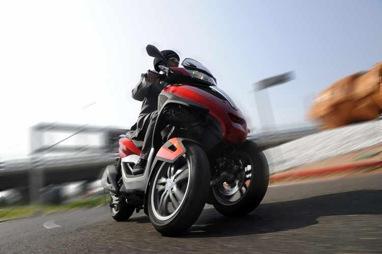 scooters de 3 ruedas para carnet de coche