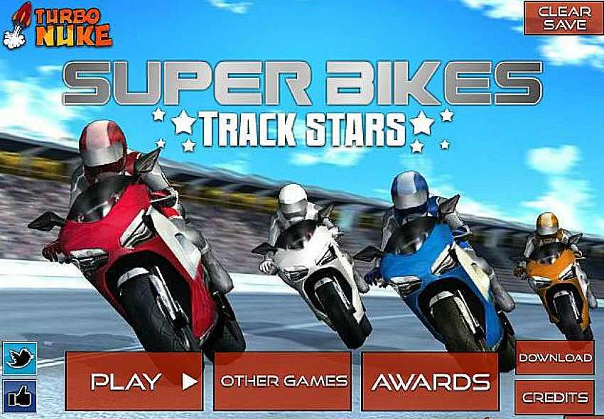 Juegos de motos de carreras gratis