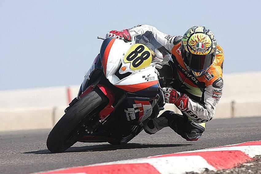 Carlos Galera Piloto Kawasaki Z Cup
