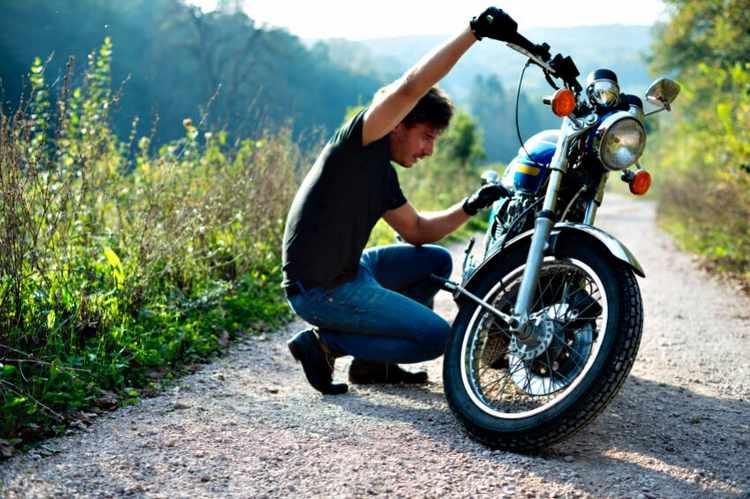 como arreglar una moto que no arranca