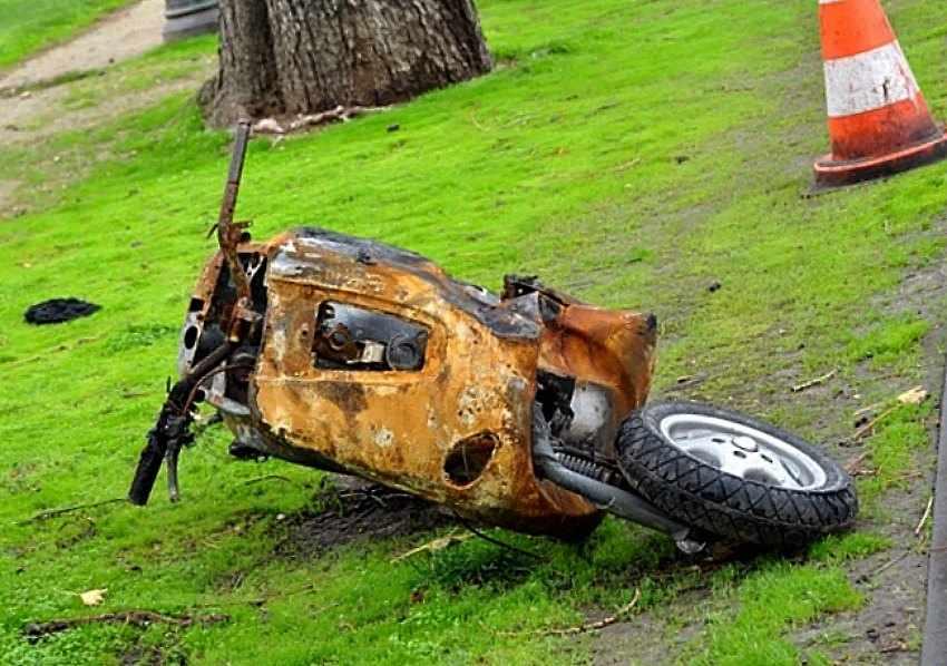 dar de baja un ciclomotor