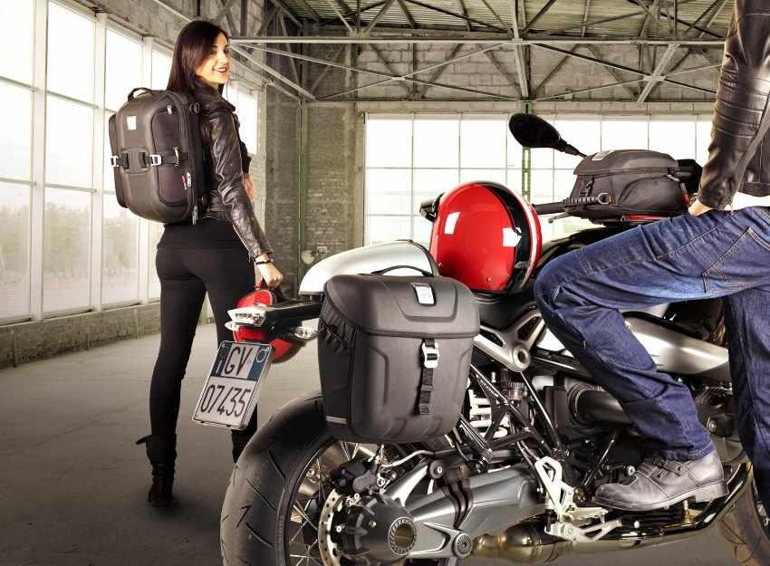 Accesorios para motos de estilo retro