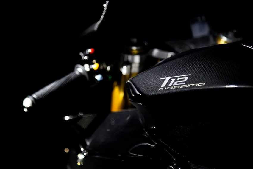 Tamburini T12 Massimo