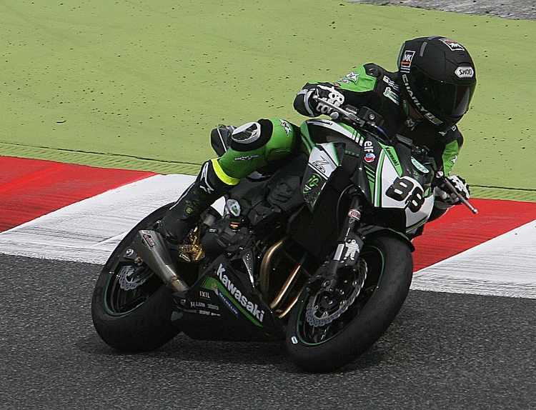 Carlos Galera Kawasaki Z Cup