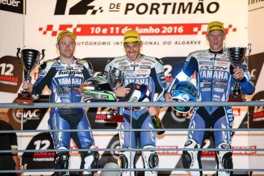 Mundial Resistencia Motociclismo 12 H Portimao 2016