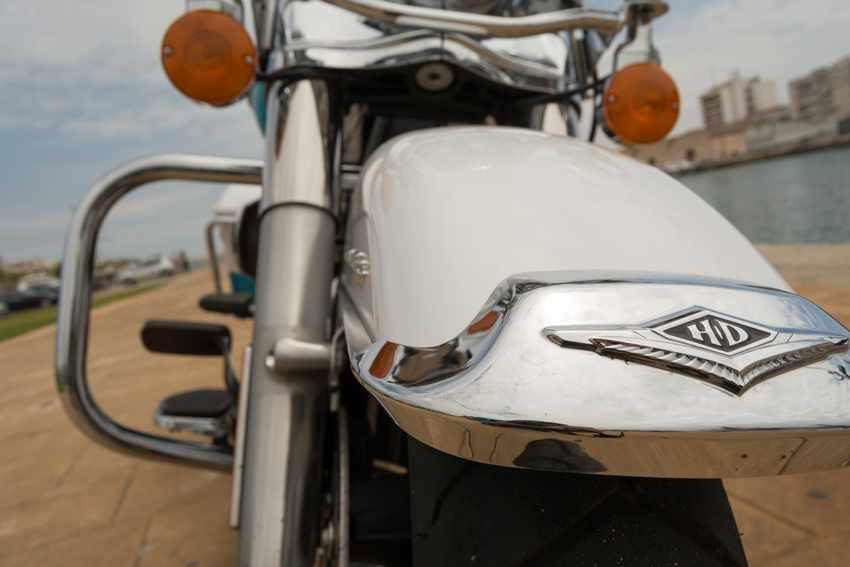 Prueba Harley-Davidson Road King 2016