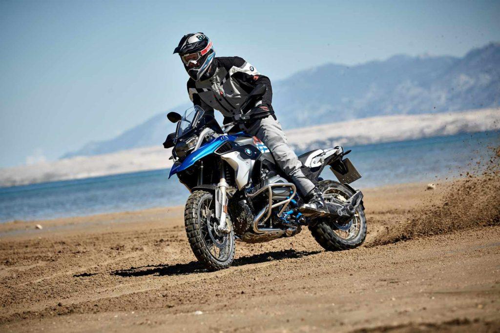 BMW R 1200 GS 2017 Ride