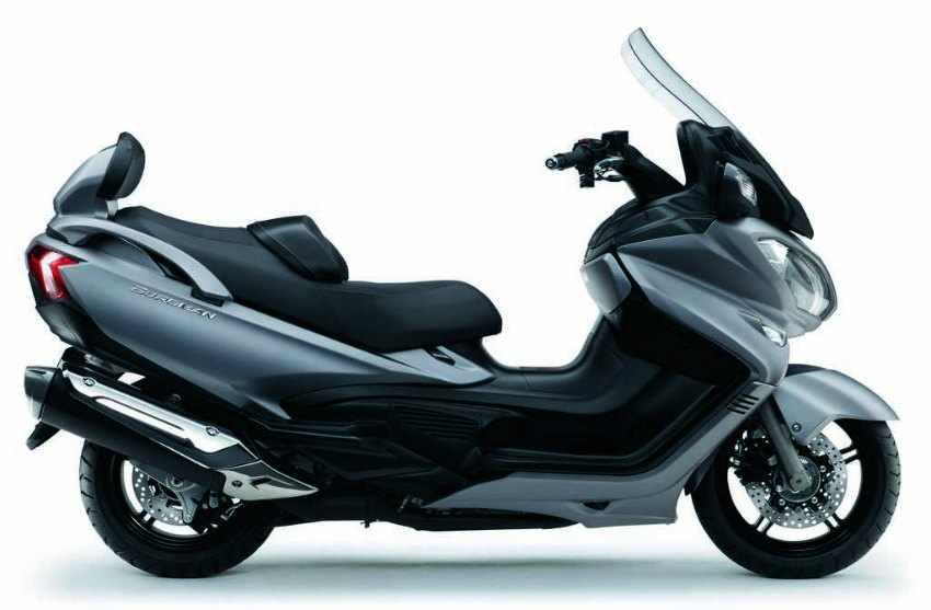 Suzuki Burgman 650 opiniones