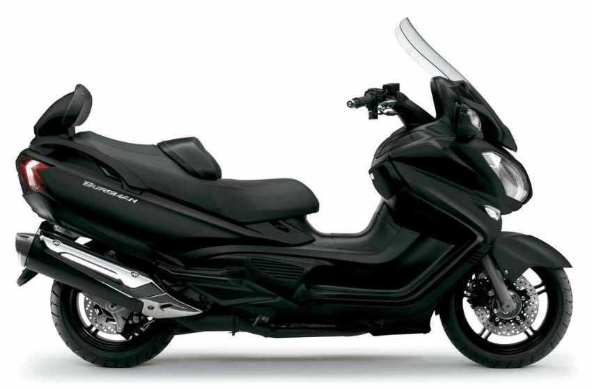 Suzuki Burgman 650 precio