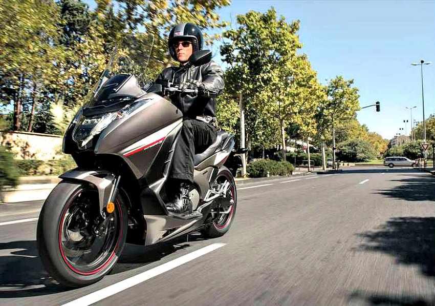 aceleracion Honda Integra 750