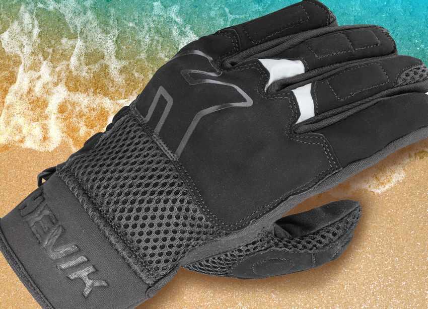 guantes para moto de verano