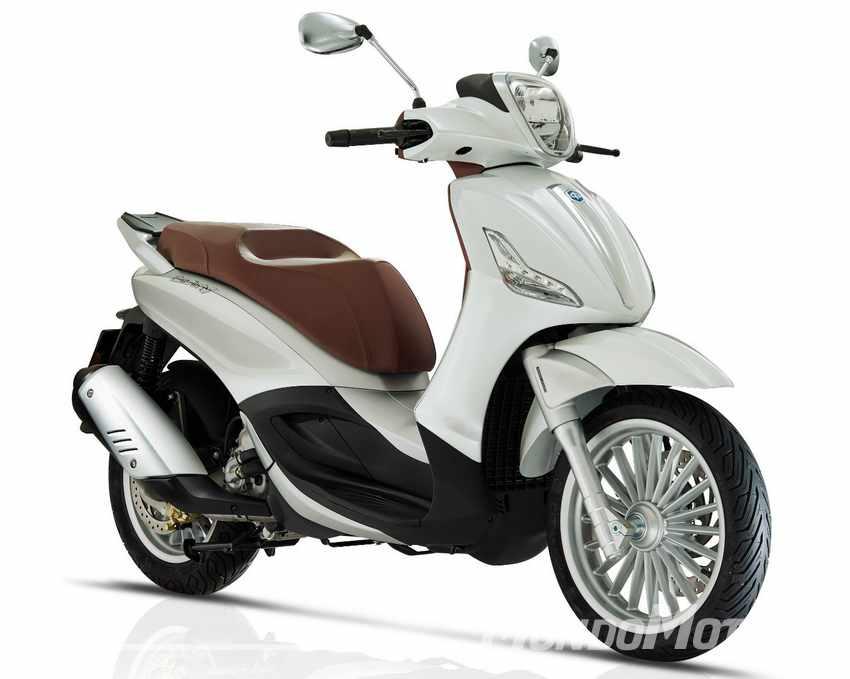 nuevo Piaggio Beverly 300 2018