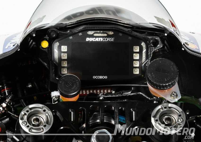 Sistema de comunicacion en MotoGP para pilotos y equipos