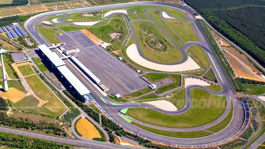Circuito de Lausitzring