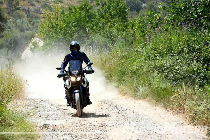 Prueba Yamaha XT1200ZE Super Tenere
