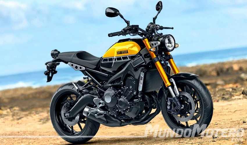 Prueba Yamaha XSR 900
