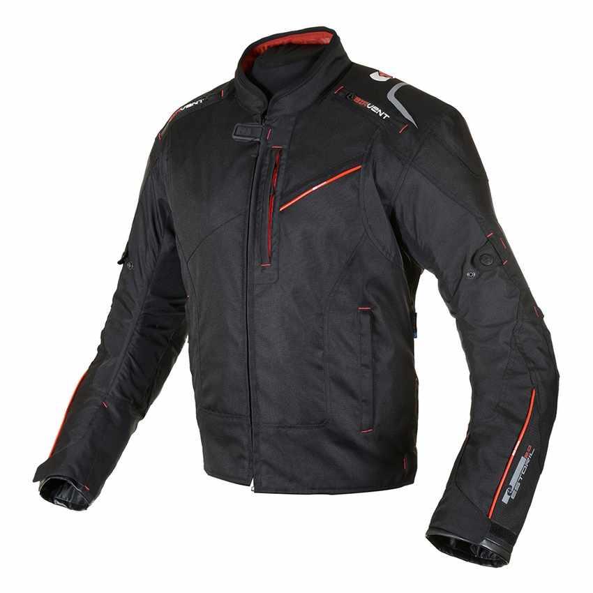 chaquetas para moto impermeables