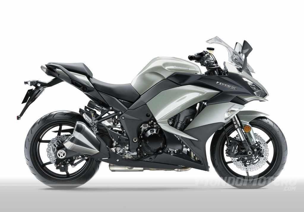 Kawasaki Z1000sx 2019 Precio Ficha Técnica Prueba Y Opiniones