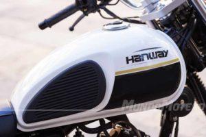 Prueba Hanway Raw 125 Cafe Racer