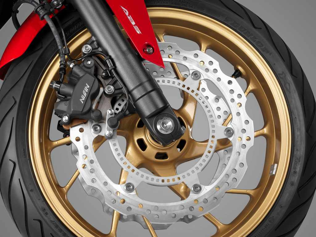 Opiniones Honda CB650F