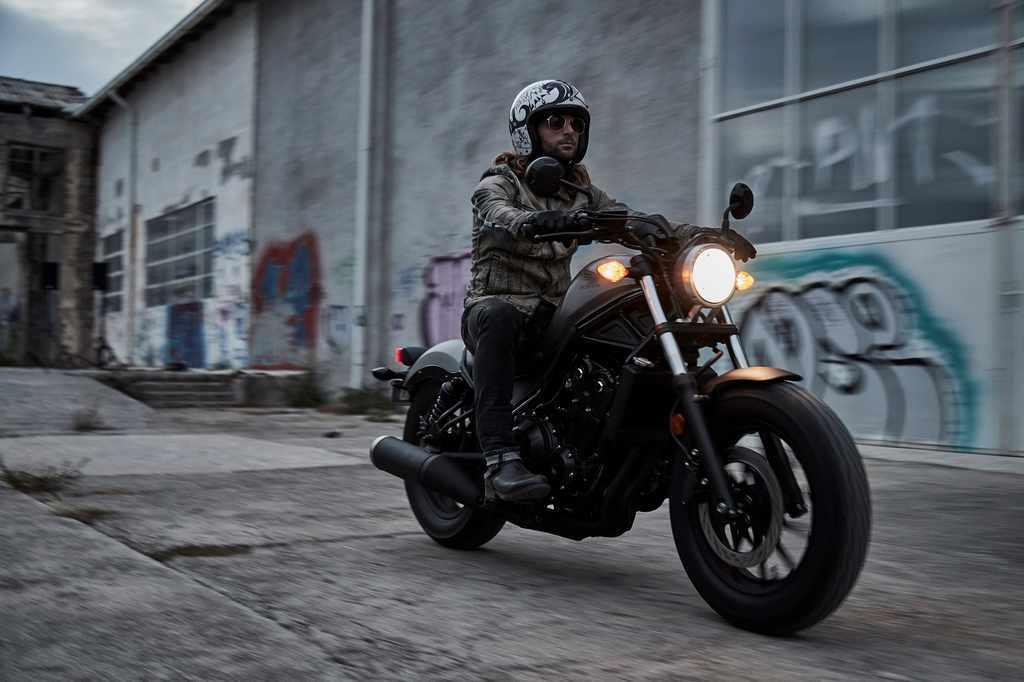 Precio Honda Rebel CMX500 2017