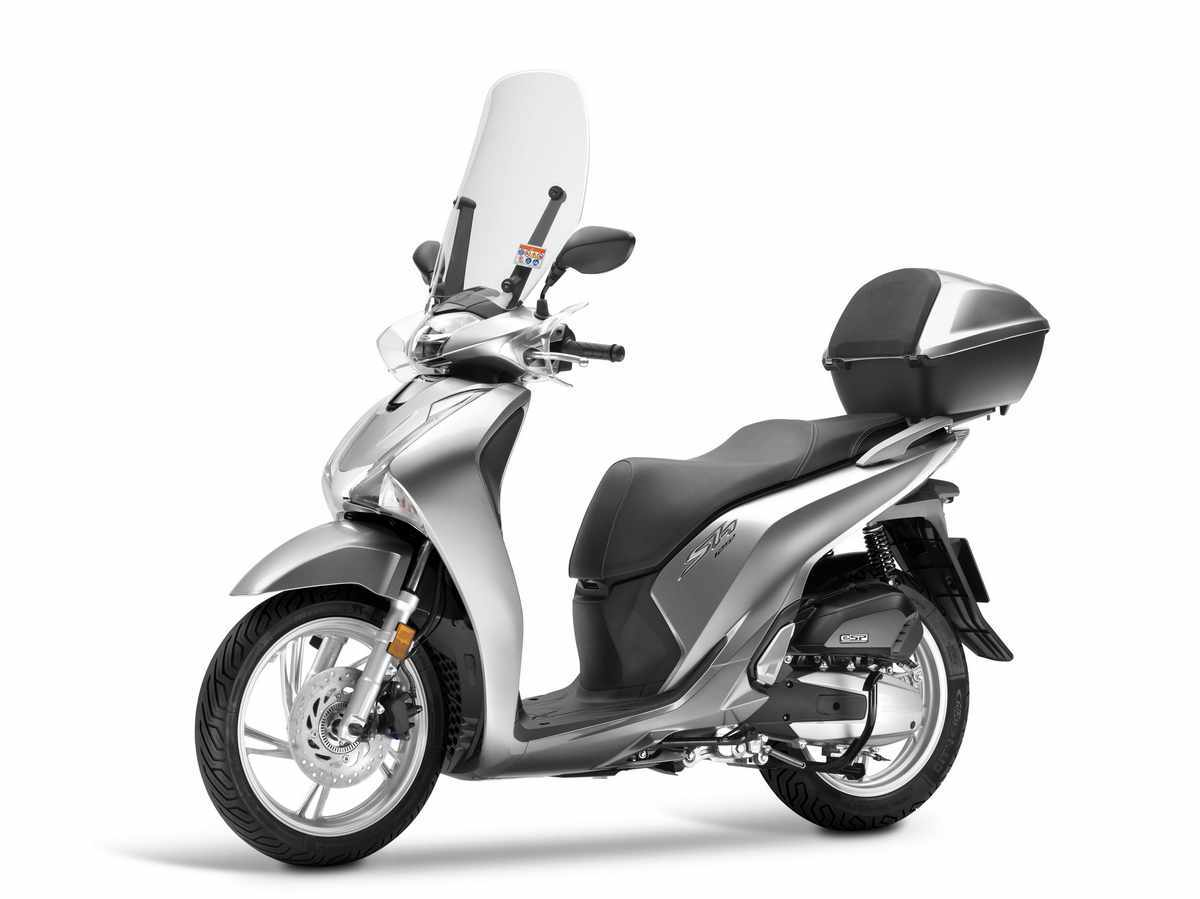 honda sh 125 scoopy 2018 precio ficha tecnica. Black Bedroom Furniture Sets. Home Design Ideas