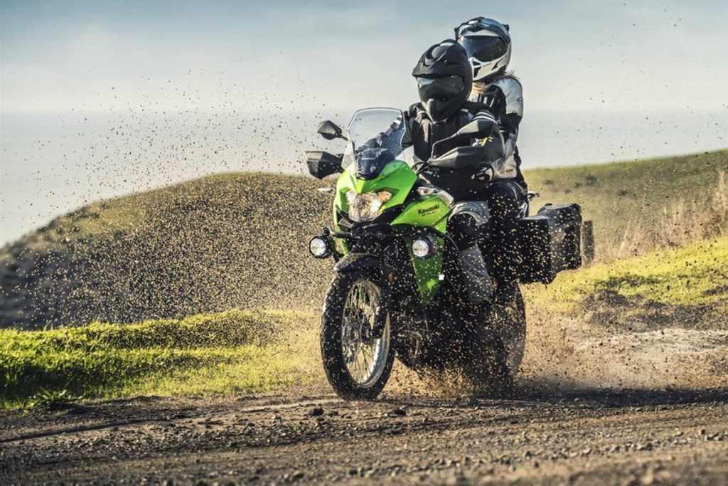 Prueba Kawasaki Versys-X 300
