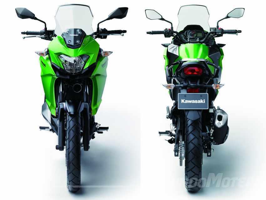 Precio Kawasaki Versys-X 300