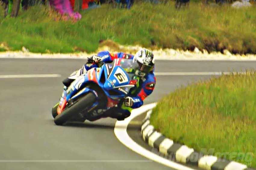 Michael Dunlop TT 2017