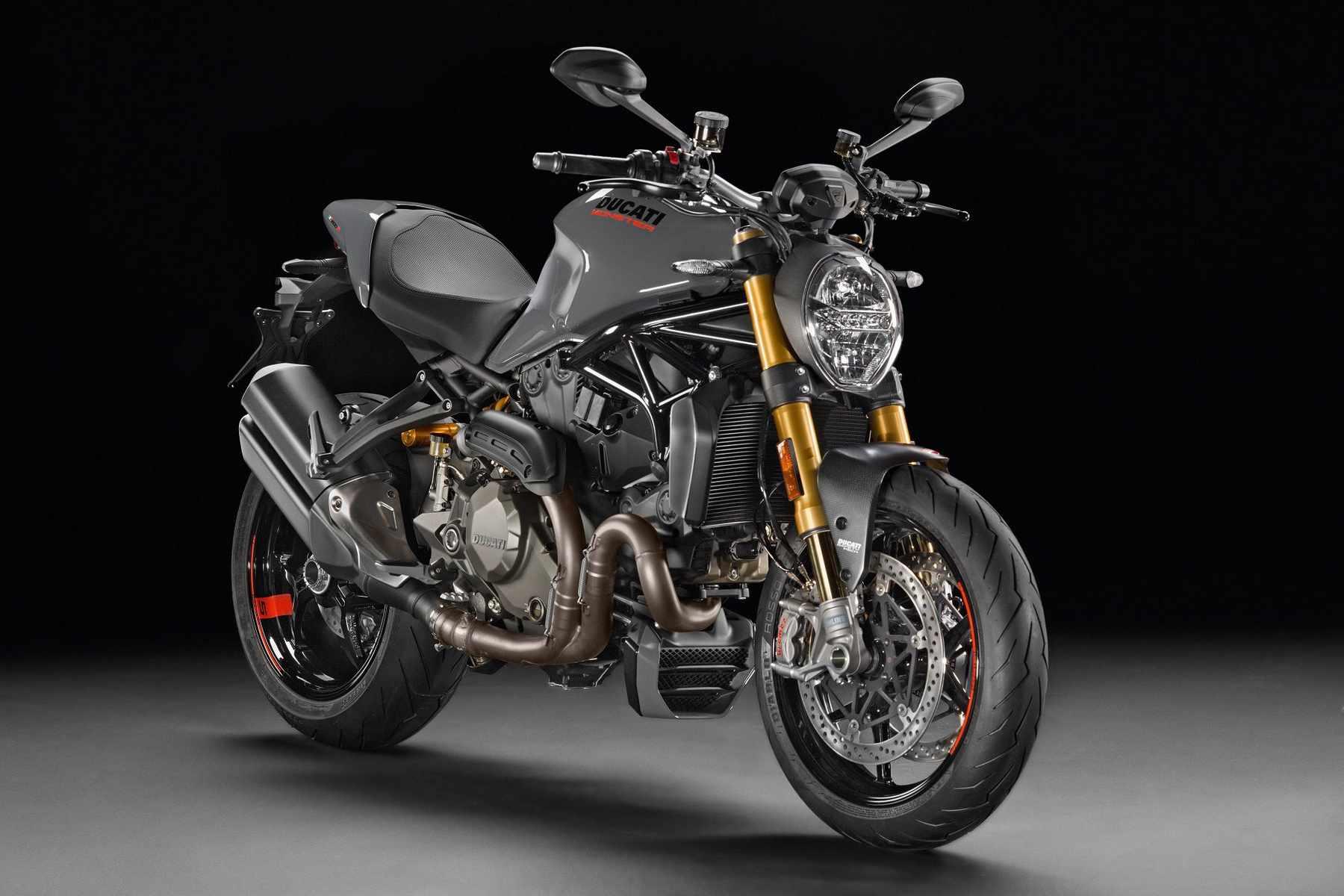 Nueva Ducati Monster 1200 / S 2018
