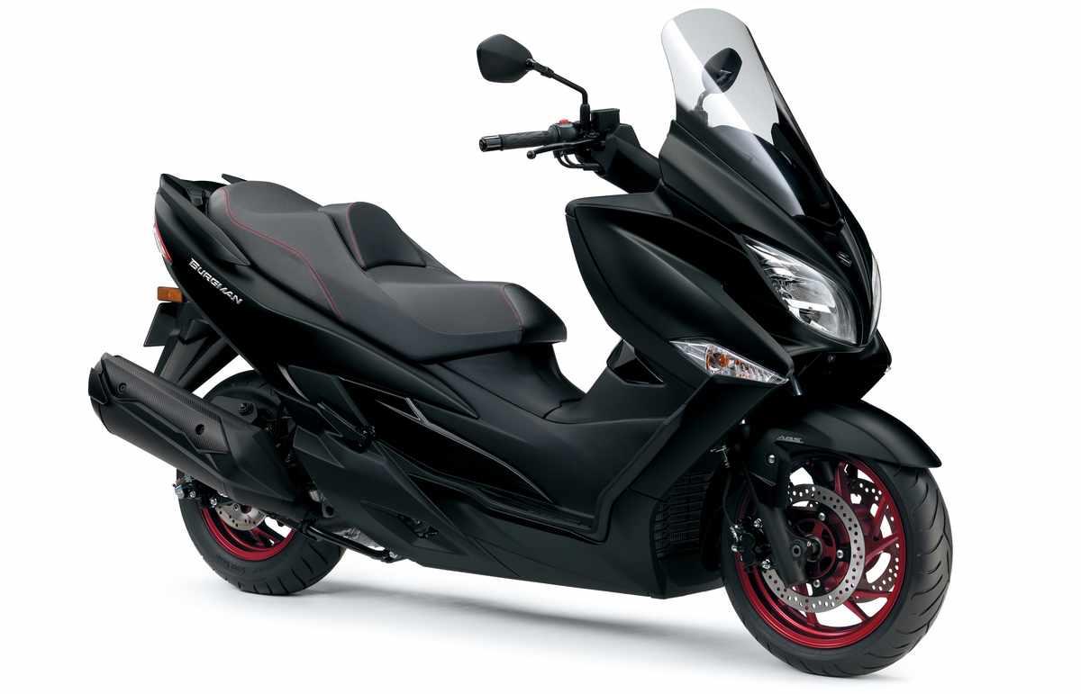 Nuevo Suzuki Burgman 400 2017
